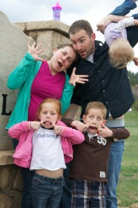 Why do our silly photos always turn out better than the others?